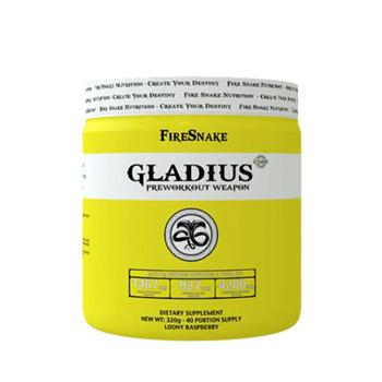FSN Gladius (Pre Workout) 320g - rasberry
