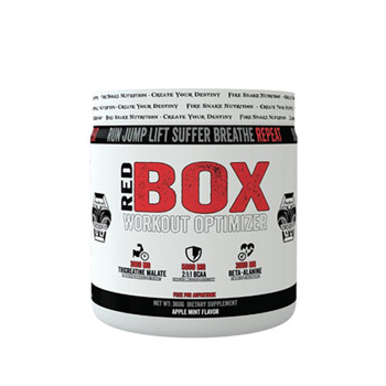 FireSnake Red Box (Workout Optymizer) 360g